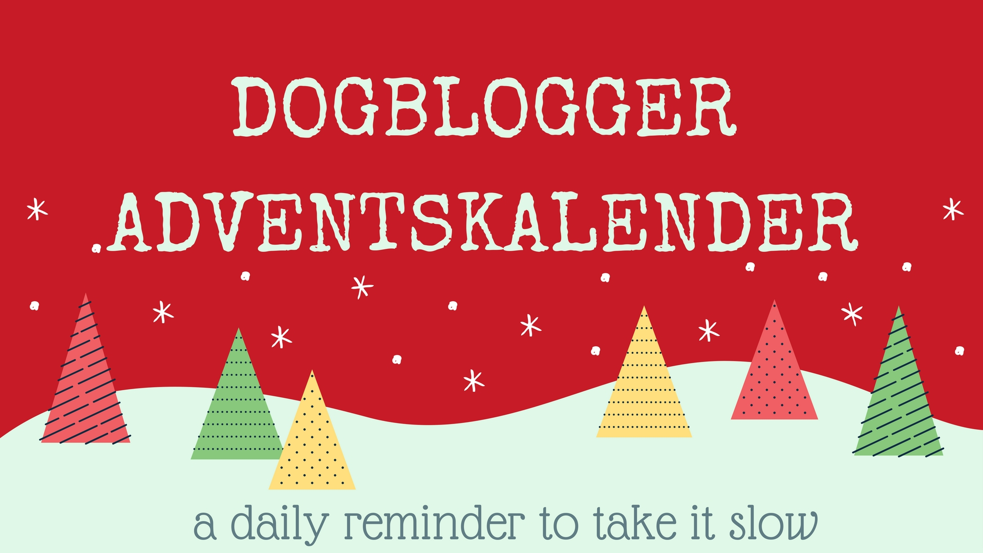 Dogblogger Adventskalender