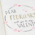 Plan with me: February